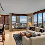 Remodeled View Home in Belltown's Royal Crest Condominium! Sold (Six Offers)! 2100 3rd Ave #1003, Seattle, WA 98121