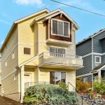 Stands Alone! Outstanding Pinehurst Townhome. Sold (Four Offers)! 12330-A 14th Ave NE, Seattle, WA 98125