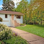 Oasis in the City. West Seattle Beckons! Sold (Four Offers)! 1719 SW Webster St, Seattle, WA 98106