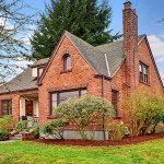 Tantalizing Ballard Tudor on Coveted Corner Lot! Sold (Four Offers)! 7055 21st Ave NW, Seattle, WA 98117