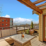 Sensational Queen Anne View Townhome With Private Elevator! Sold! 8 W Lee Street, Seattle, WA 98119
