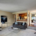 West Queen Anne Condo at Renovated Newell Square! Sold (Multiple Offers)! 3609 14th Ave W #101, Seattle, WA 98119