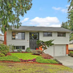 Views! Updates! Exciting Possibilities! Sold (16 Offers)! 4450 SW 102nd St, Seattle, WA 98146