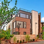 2016 Built Modern Townhouse in West Seattle's Alki!  Sold (Multiple Offers)! 3024 61st Ave SW #B, Seattle, WA 98116