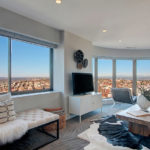 Sky High Living at Fabulous First Hill Plaza! Sold! 1301 Spring St, Unit 25G, Seattle, WA 98104