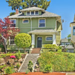 Updated Leschi/Madrona Craftsman with City Views! Sale Pending! 338 29th Ave, Seattle, WA 98122