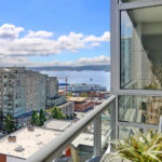 Immaculate View Home in Belltown's Iconic Concord Condominium! Sold (Multiple Offers)! 2929 1st Ave #1120, Seattle, WA 98121